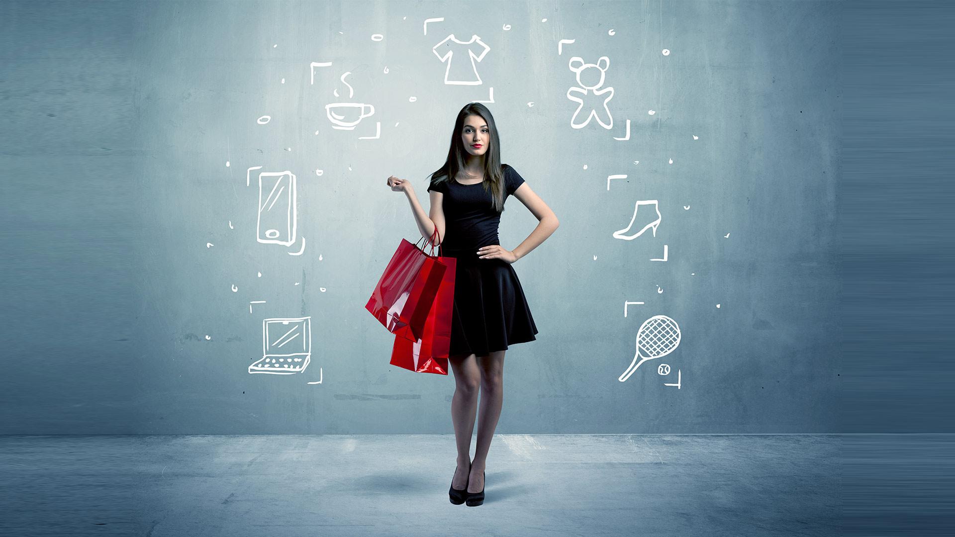 Marketingstrategie für Bekleidungsladen