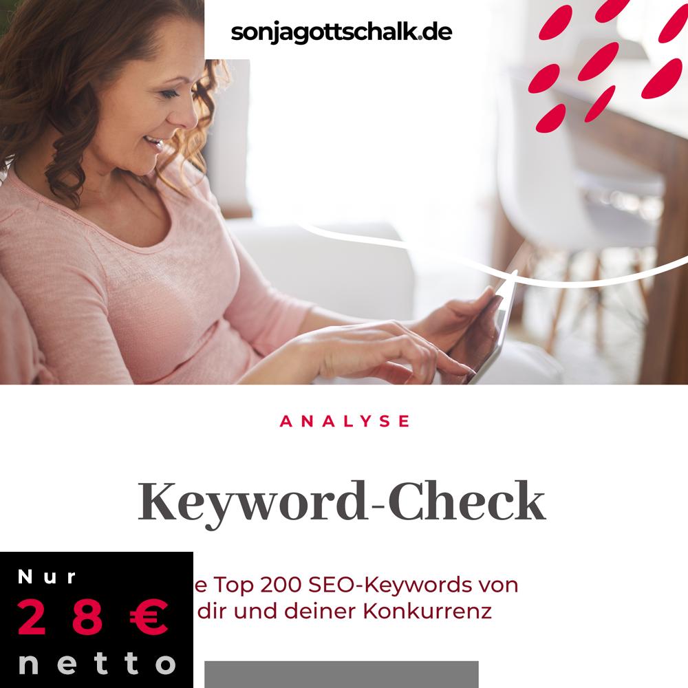 Keyword-Check