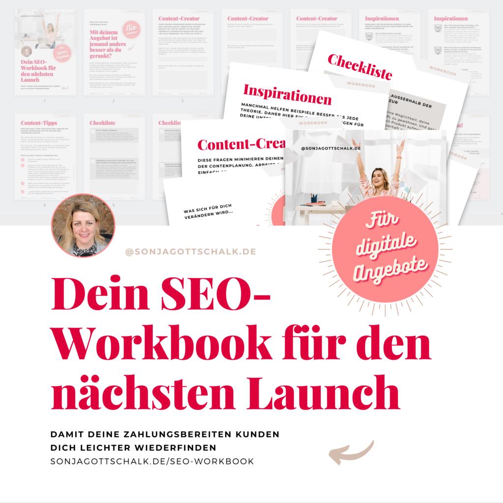 SEO Launch Workbook