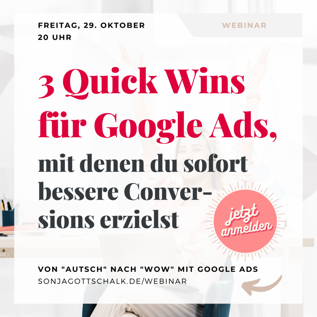 Google Ads Webinar